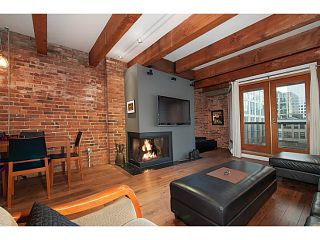 """Photo 4: 7-12 550 BEATTY Street in Vancouver: Downtown VW Condo for sale in """"550 Beatty"""" (Vancouver West)  : MLS®# V1105963"""