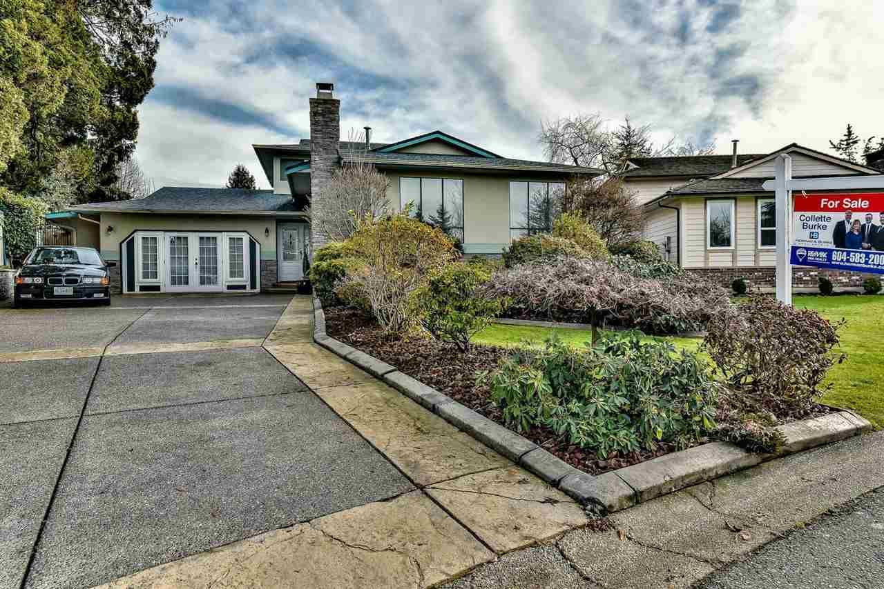 Main Photo: 15120 SPENSER Court in Surrey: Bear Creek Green Timbers House for sale : MLS®# R2130715
