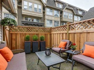 Photo 18: 5 2378 RINDALL AVENUE in Port Coquitlam: Central Pt Coquitlam Condo for sale : MLS®# R2263308