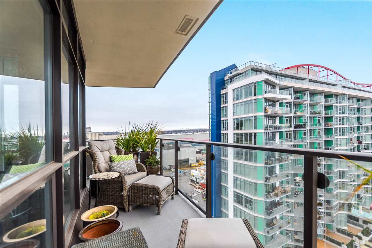 """Photo 19: Photos: 1004 172 VICTORY SHIP Way in North Vancouver: Lower Lonsdale Condo for sale in """"Atrium at the Pier"""" : MLS®# R2147061"""