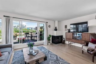 """Photo 1: 2240 SPRUCE Street in Vancouver: Fairview VW Townhouse for sale in """"SIXTH ESTATE"""" (Vancouver West)  : MLS®# R2590222"""