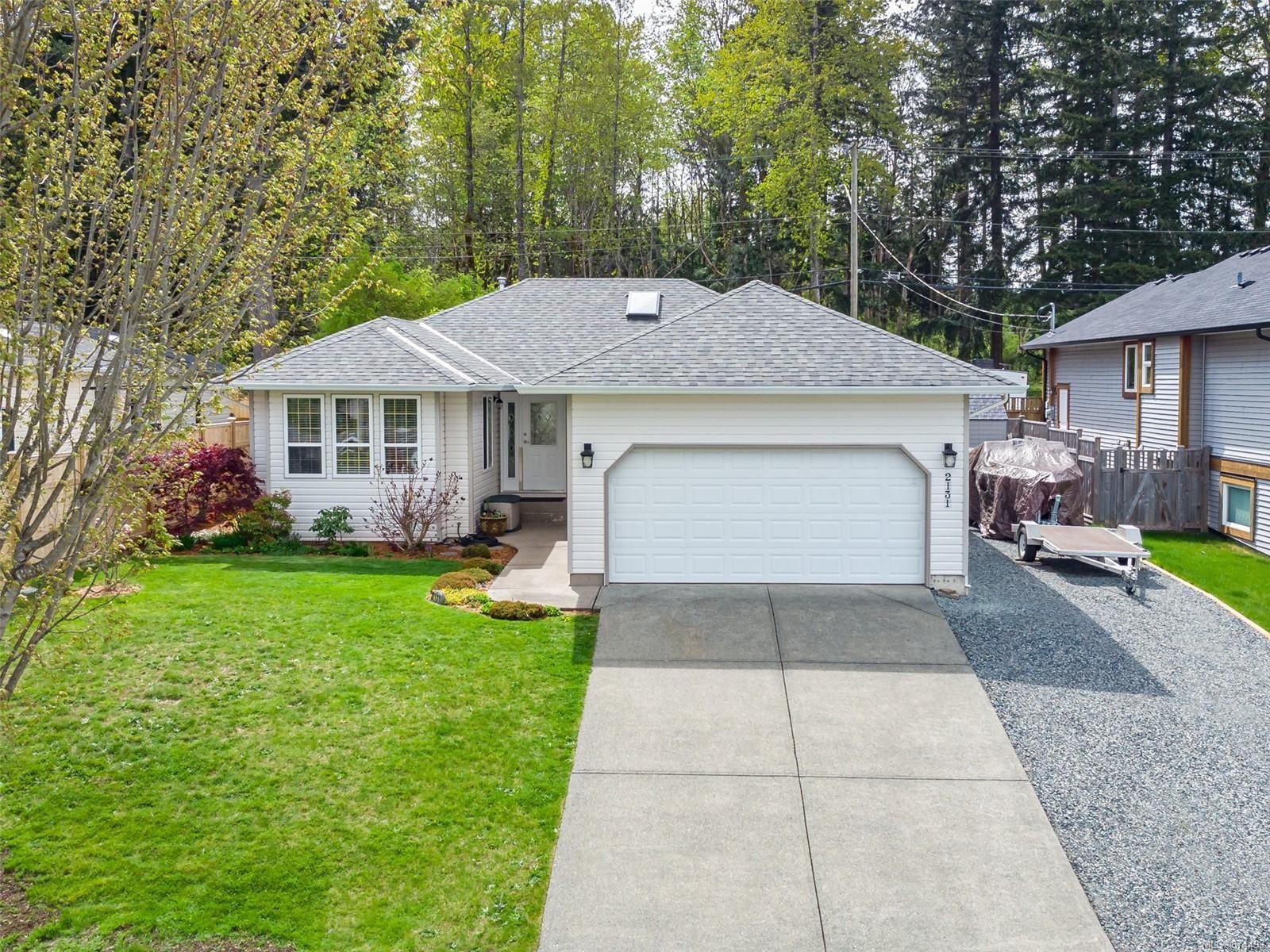 Main Photo: 2131 Morello Pl in : CV Courtenay City House for sale (Comox Valley)  : MLS®# 874493