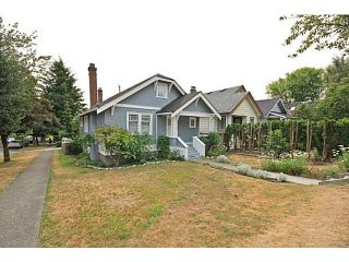 Photo 2: 3908 DUNBAR ST in Vancouver: Dunbar House for sale (Vancouver West)  : MLS®# V1133216