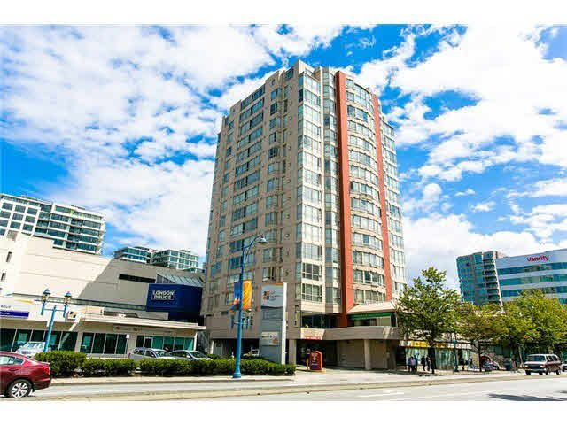 """Main Photo: 706 7995 WESTMINSTER Highway in Richmond: Brighouse Condo for sale in """"The Regency"""" : MLS®# V1099827"""