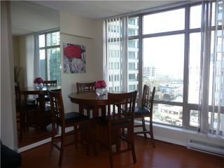 """Photo 8: # 1204 1288 ALBERNI ST in Vancouver: West End VW Condo for sale in """"The Pallisades"""" (Vancouver West)  : MLS®# V1042773"""