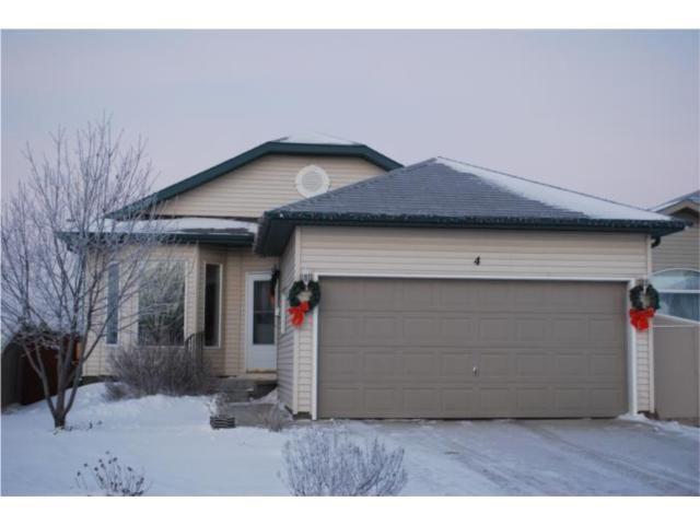 Main Photo: 4 Gablehurst Crescent in WINNIPEG: St Vital Residential for sale (South East Winnipeg)  : MLS®# 1000365