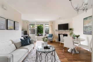 Photo 5: 1827 W 13TH Avenue in Vancouver: Kitsilano Townhouse for sale (Vancouver West)  : MLS®# R2486389