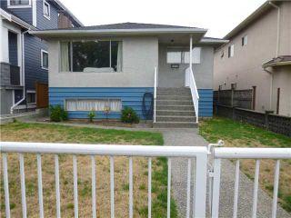 Photo 1: 6806 DOMAN Street in Vancouver: Killarney VE House for sale (Vancouver East)  : MLS®# V1138424