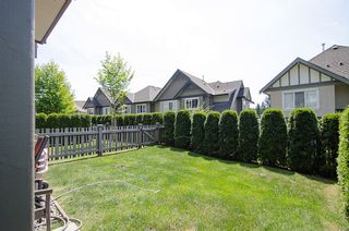 """Photo 25: 82 9088 HALSTON Court in Burnaby: Government Road Townhouse for sale in """"TERRAMOR"""" (Burnaby North)  : MLS®# V962048"""