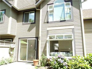 """Photo 14: 41 2736 ATLIN Place in Coquitlam: Coquitlam East Townhouse for sale in """"CEDAR GREEN"""" : MLS®# V1137314"""