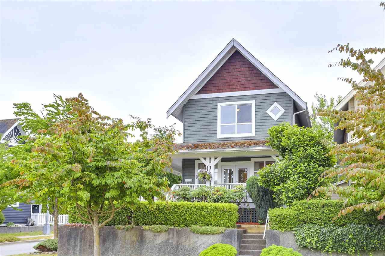 Main Photo: 1478 SALTER STREET in New Westminster: Queensborough House for sale : MLS®# R2187678