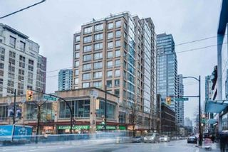 Photo 1: 1402 822 HOMER Street in Vancouver: Downtown VW Condo for sale (Vancouver West)  : MLS®# R2607712
