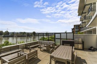 """Photo 25: 503 210 SALTER Street in New Westminster: Queensborough Condo for sale in """"PENINSULA"""" : MLS®# R2579738"""