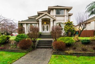 "Photo 1: 16901 FRIESIAN Drive in Surrey: Cloverdale BC House for sale in ""RICHARDSON RIDGE"" (Cloverdale)  : MLS®# R2025574"
