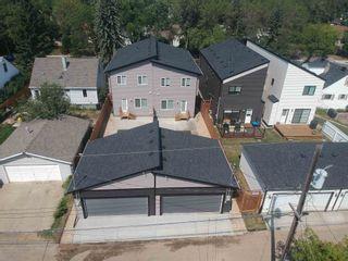 Photo 44: 10715 66 Avenue in Edmonton: Zone 15 House Half Duplex for sale : MLS®# E4255485