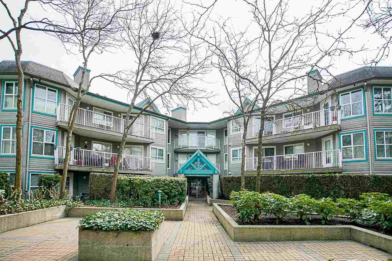 "Main Photo: 307 15120 108 Avenue in Surrey: Bolivar Heights Condo for sale in ""RIVER POINTE"" (North Surrey)  : MLS®# R2556280"