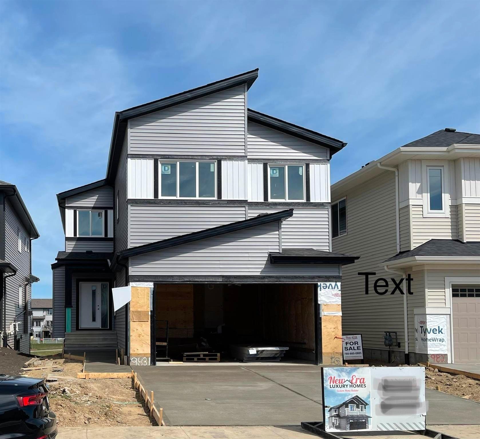 Main Photo: 9831 223 Street in Edmonton: Zone 58 House for sale : MLS®# E4247827