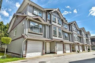 Photo 1: 22 12585 72 Avenue in Surrey: West Newton Townhouse for sale : MLS®# R2160483