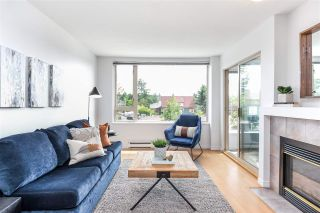 "Photo 2: 305 1688 E 4TH Avenue in Vancouver: Grandview Woodland Condo for sale in ""LA CASA"" (Vancouver East)  : MLS®# R2394392"