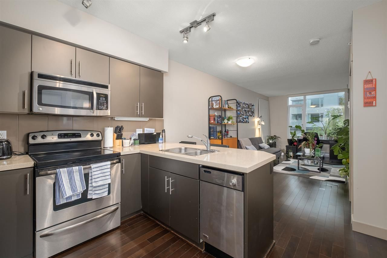 """Photo 6: Photos: 512 9009 CORNERSTONE Mews in Burnaby: Simon Fraser Univer. Condo for sale in """"THE HUB"""" (Burnaby North)  : MLS®# R2507886"""