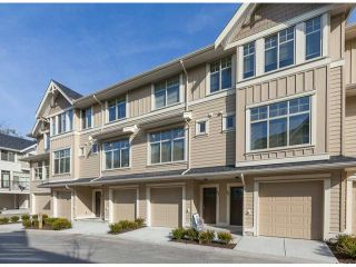 Photo 1: # 93 19525 73RD AV in Surrey: Clayton Condo for sale (Cloverdale)  : MLS®# F1411420