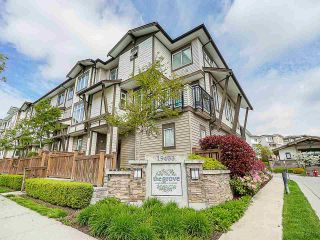 """Photo 1: 89 19433 68 Avenue in Surrey: Clayton Townhouse for sale in """"THE GROVE"""" (Cloverdale)  : MLS®# R2454192"""