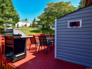 Photo 33: 50 1160 Shellbourne Blvd in CAMPBELL RIVER: CR Campbell River Central Manufactured Home for sale (Campbell River)  : MLS®# 829183