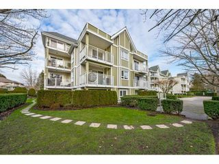 Photo 2: 310 20189 54 Avenue in Langley: Langley City Condo for sale : MLS®# R2533800