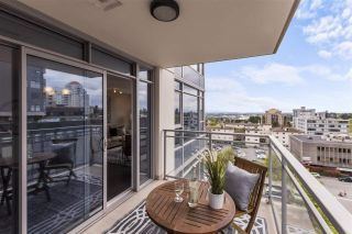 """Photo 20: 906 608 BELMONT Street in New Westminster: Uptown NW Condo for sale in """"VICEROY"""" : MLS®# R2573605"""