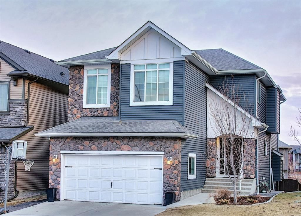 Main Photo: 138 Nolanshire Crescent NW in Calgary: Nolan Hill Detached for sale : MLS®# A1100424