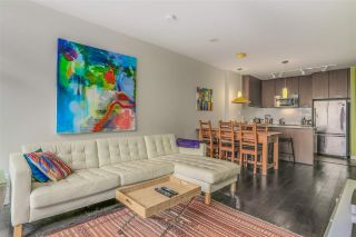 """Photo 4: 209 2321 SCOTIA Street in Vancouver: Mount Pleasant VE Condo for sale in """"The Social"""" (Vancouver East)  : MLS®# R2118663"""