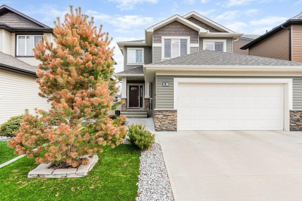 Main Photo: 18 CRANBERRY Bend: Fort Saskatchewan House for sale : MLS®# E4245180