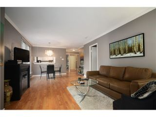 """Photo 6: B201 1331 HOMER Street in Vancouver: Yaletown Condo for sale in """"PACIFIC POINT"""" (Vancouver West)  : MLS®# V1031443"""