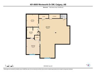 Photo 32: 401 8000 Wentworth Drive SW in Calgary: West Springs Row/Townhouse for sale : MLS®# A1148308