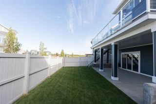 Photo 36: 6918 JOHNNIE CAINE Way in Edmonton: Zone 27 House for sale : MLS®# E4240856