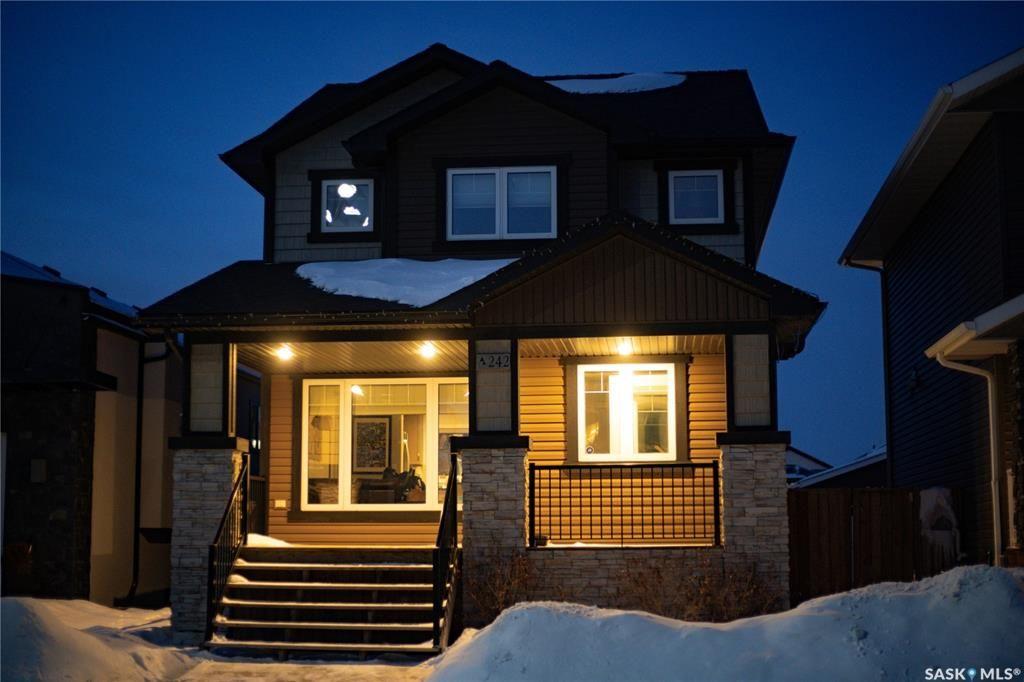 Main Photo: 242 Wyant Lane in Saskatoon: Evergreen Residential for sale : MLS®# SK841503