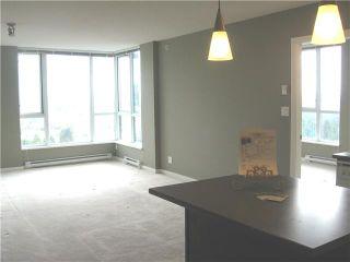 "Photo 4: 2803 1178 HEFFLEY Crescent in Coquitlam: North Coquitlam Condo for sale in ""OBELISK"" : MLS®# V835720"