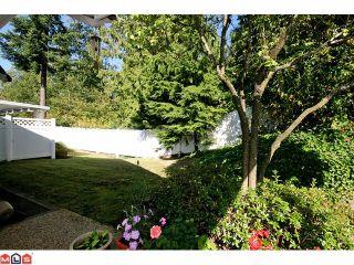 "Photo 9: 20 19649 53 Avenue in Langley: Langley City Townhouse for sale in ""Huntsfield Green"" : MLS®# F1120783"