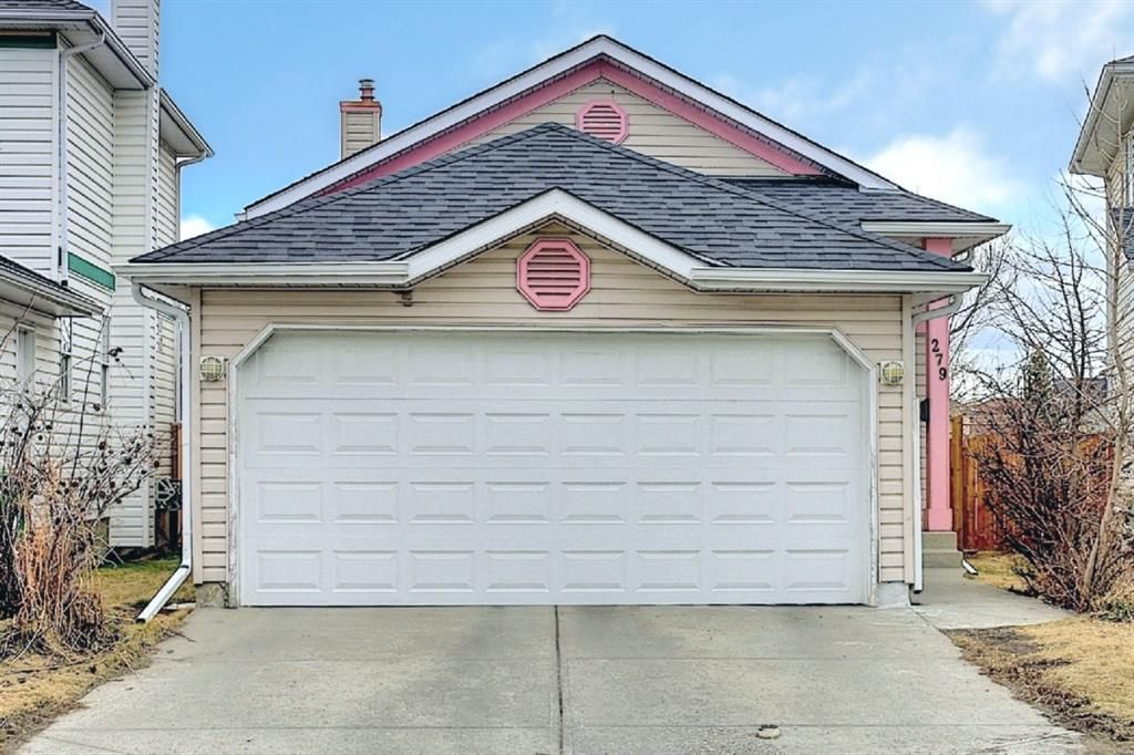 Main Photo: 279 Coral Springs Circle NE in Calgary: Coral Springs Detached for sale : MLS®# A1083552