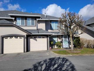 "Photo 1: 130 3160 TOWNLINE Road in Abbotsford: Abbotsford West Townhouse for sale in ""Southpoint"" : MLS®# R2549441"