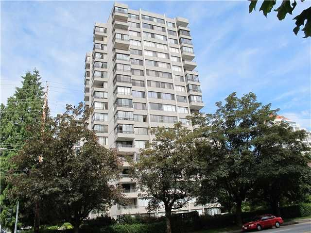 Main Photo: 1404 740 HAMILTON Street in New Westminster: Uptown NW Condo for sale : MLS®# V991564
