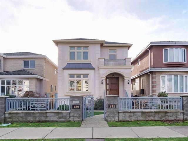 Main Photo: 152 W 48TH AV in VANCOUVER: Oakridge VW House for sale (Vancouver West)  : MLS®# R2442401