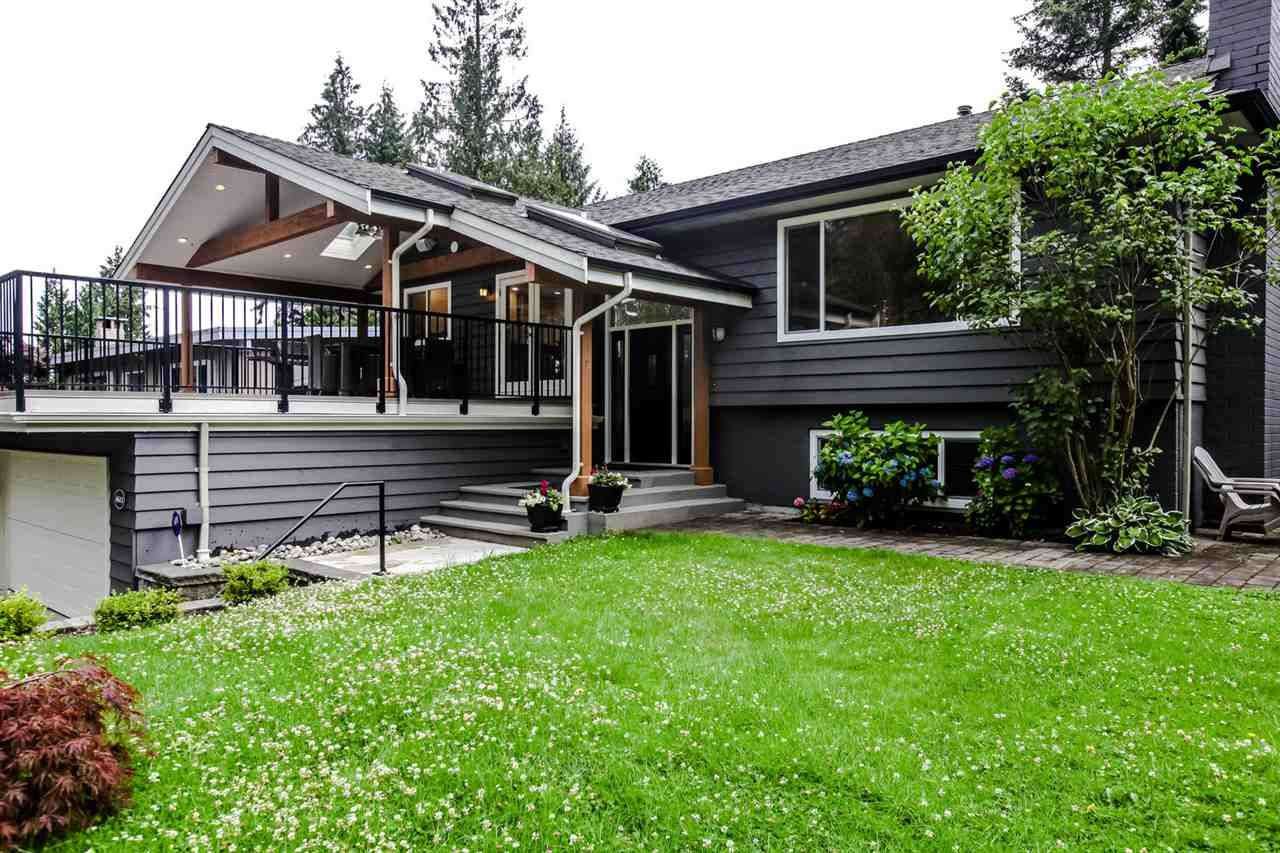 Main Photo: 4611 RAMSAY Road in North Vancouver: Lynn Valley House for sale : MLS®# R2167402