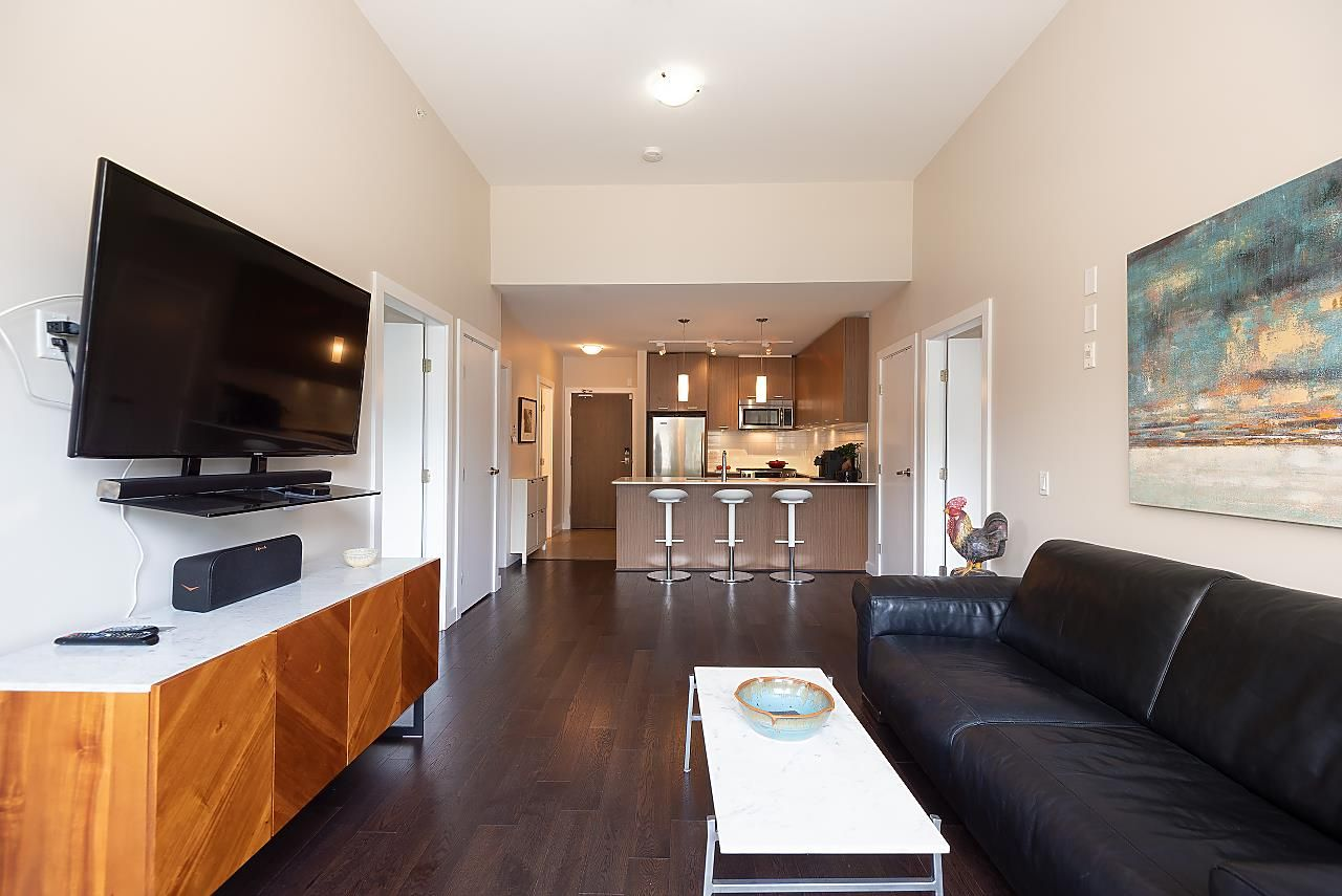 """Main Photo: 411 1182 W 16TH Street in North Vancouver: Norgate Condo for sale in """"The Drive 2"""" : MLS®# R2376590"""