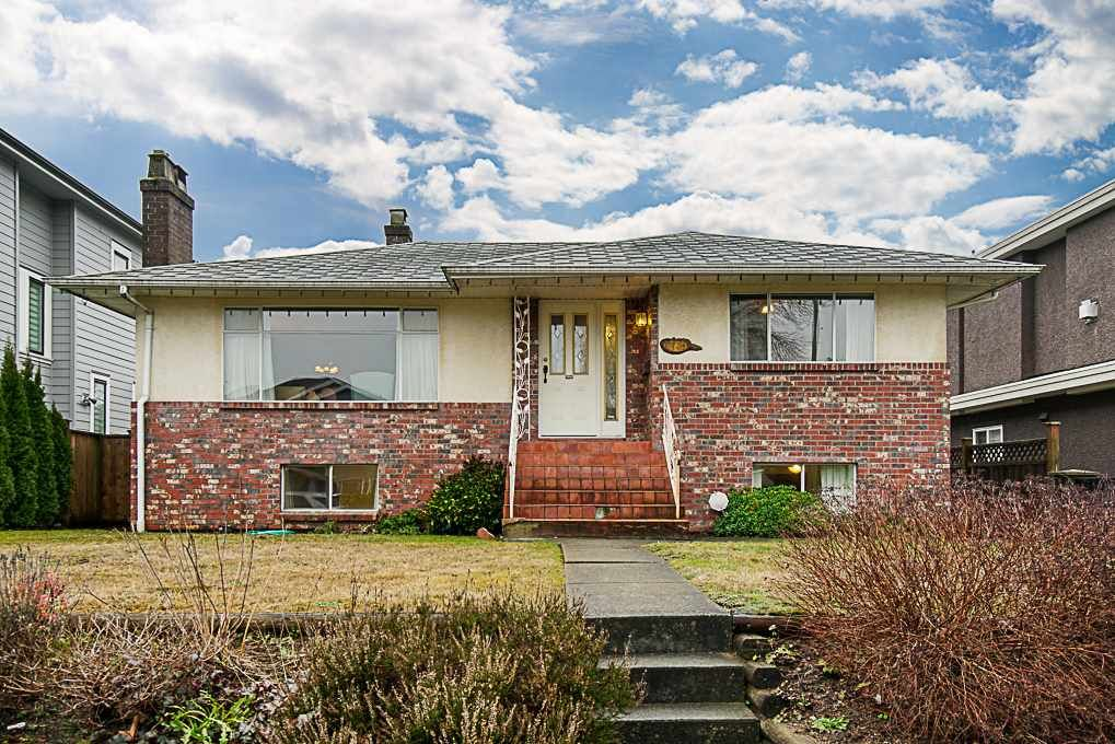 Main Photo: 6731 HUMPHRIES Avenue in Burnaby: Highgate House for sale (Burnaby South)  : MLS®# R2333588