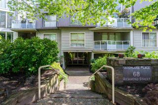 "Photo 2: 101 68 RICHMOND Street in New Westminster: Fraserview NW Condo for sale in ""Gatehouse Place"" : MLS®# R2416849"