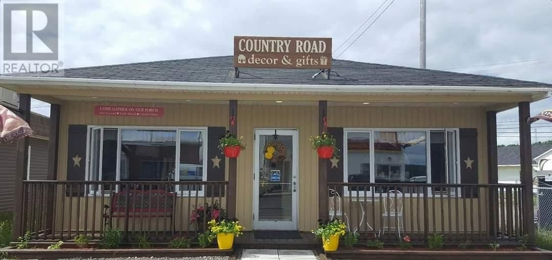 Main Photo: 126 Main Street in Lewisporte: Business for sale : MLS®# 1224438