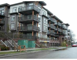 "Photo 1: 418 6033 KATSURA Street in Richmond: McLennan North Condo for sale in ""THE RED"" : MLS®# V722680"
