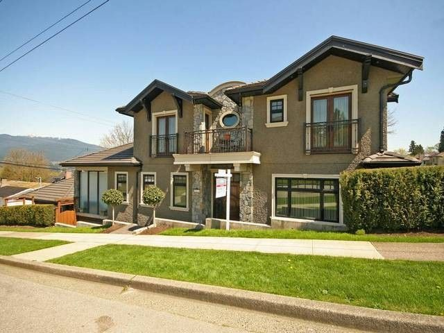 Main Photo: 538 N GILMORE Avenue in Burnaby: Vancouver Heights House for sale (Burnaby North)  : MLS®# V1108164