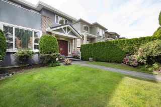 Photo 1: 8567 CORNISH Street in Vancouver: S.W. Marine House for sale (Vancouver West)  : MLS®# R2391187